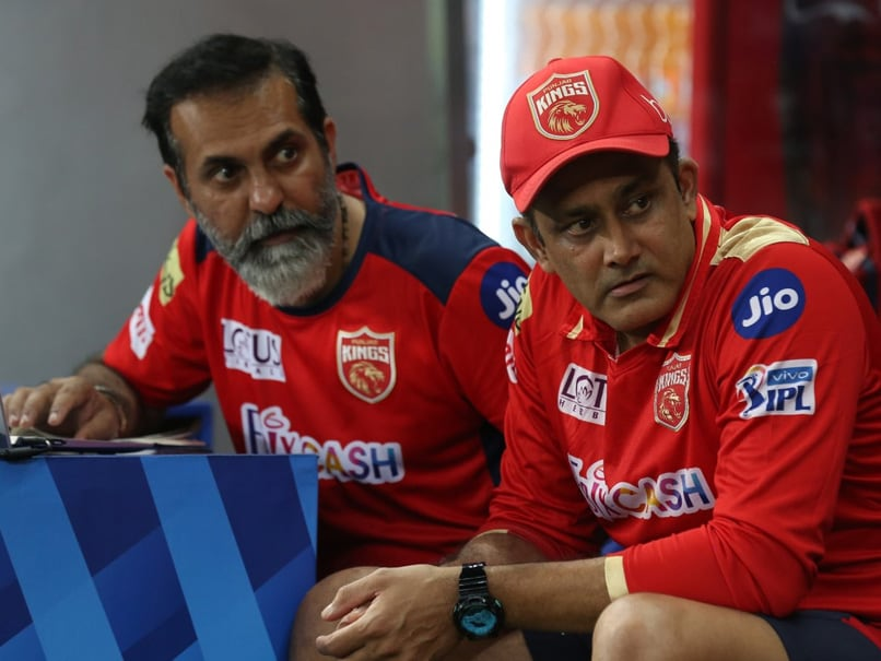 IPL 2021: Anil Kumble Trolled By Punjab Kings Fans Over Notable Omissions Against Rajasthan Royals