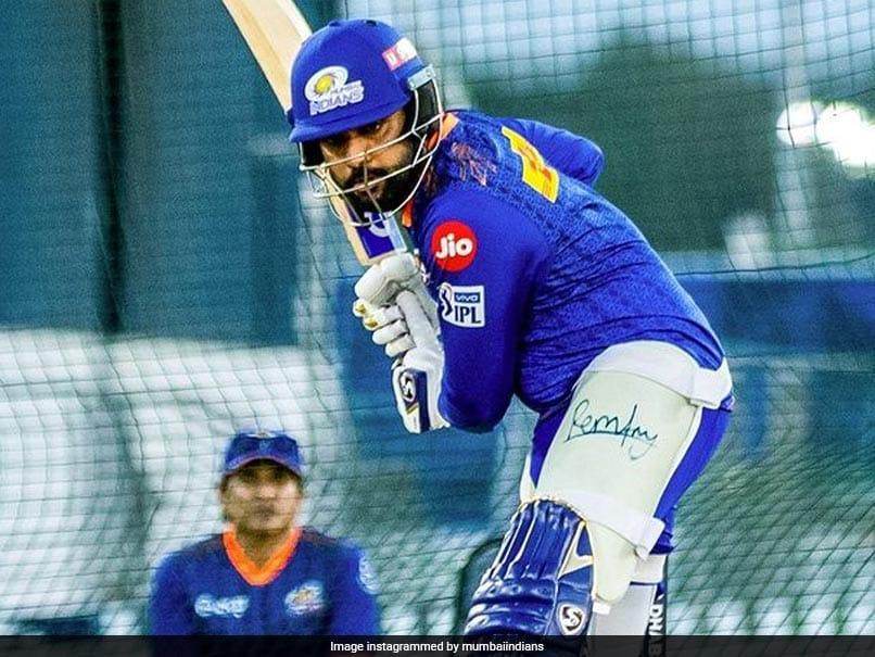 IPL 2021, CSK vs MI, Mumbai Indians Predicted XI: Rohit Sharma Has All The Aces Up His Sleeve