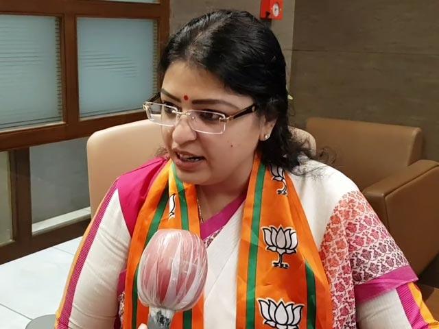 Video : BJP Fields Lawyer Priyanka Tibrewal Against Mamata Banerjee For Bengal Bypoll