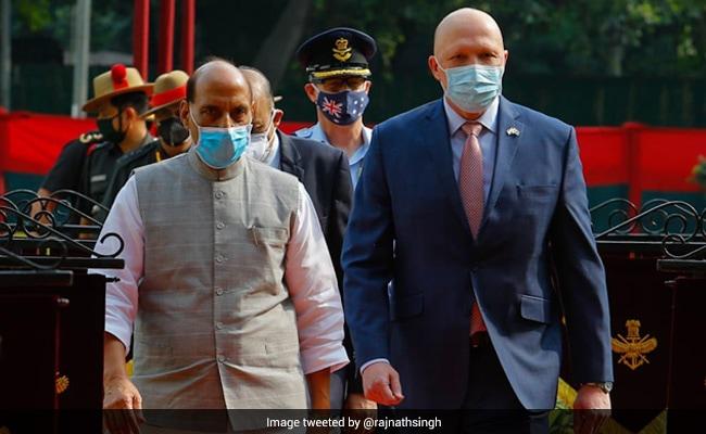 India-Australia Keen To Realise Full Potential Of Comprehensive Strategic Partnership: Rajnath Singh