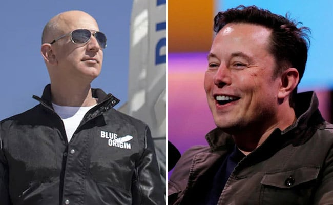Such A Polite Elon Musk-Jeff Bezos Exchange. If Only It Was Like This All The Time