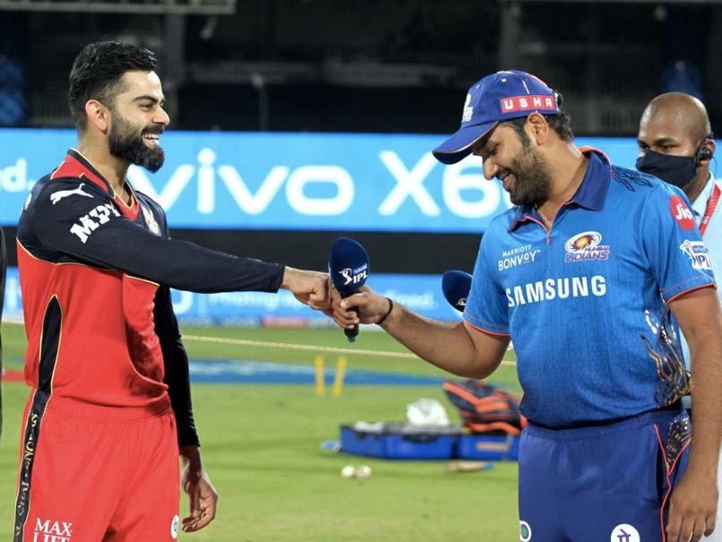 IPL Live Score, RCB vs MI: Mumbai Indians Captain Rohit Sharma Wins Toss, Elect To Bowl vs Royal Challengers Bangalore