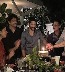 At Naga Chaitanya-Nagarjuna's Dinner With Aamir, Samantha Was MIA