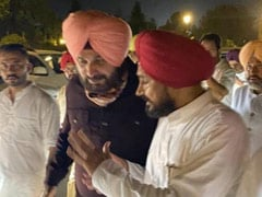 Navjot Sidhu To Stay, Congress To Form Punjab Coordination Team: Sources