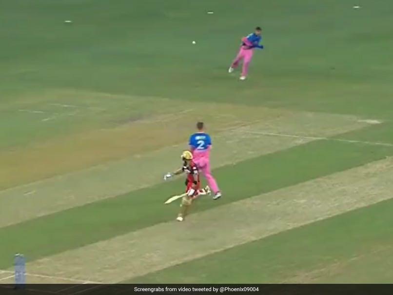 Watch: Riyan Parag Stuns Virat Kohli With Outrageous Run Out