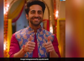 Ayushmann Khurrana Birthday: The Actor Celebrates With A Cake As Quirky As His Films