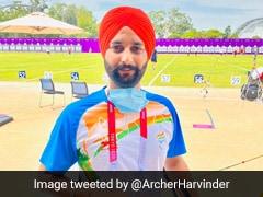 Tokyo Paralympics: Archer Harvinder Singh Wins Bronze In Men's Individual Recurve