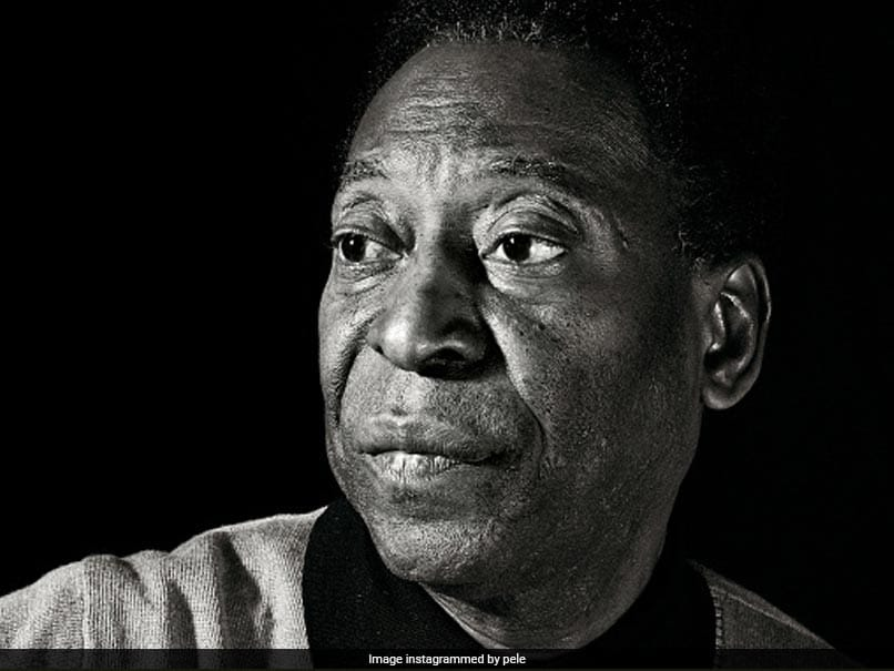 Brazil Football Legend Pele Recovering After Tumor Operation
