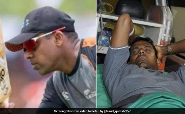 PAK vs NZ 2021 Thilan Samaraweera, victim of 2009 Lahore bus attack, returns to Pakistan after 12 years will return now