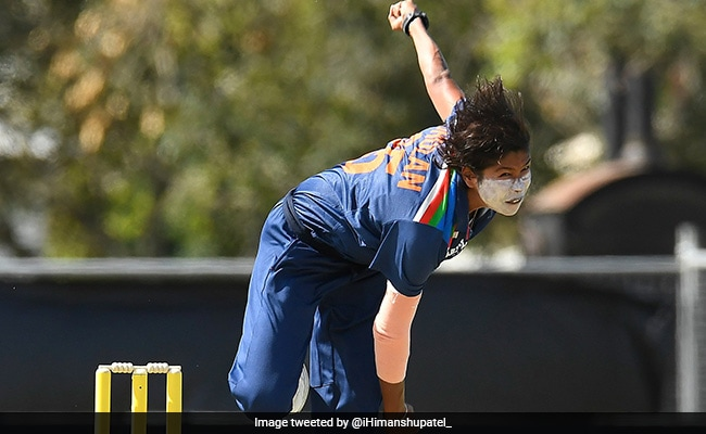 Jhulan Goswami Scripts History by Claiming 600 Career Wickets