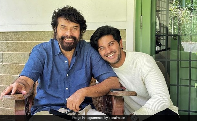 On 'OG' Mammootty's 70th Birthday, Son Dulquer Salmaan Writes: 'May You Always Age In Reverse'