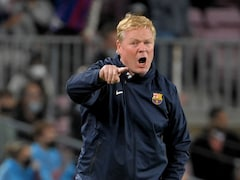 Under-Fire Ronald Koeman Refuses To Answer Questions In Barcelona Press Conference
