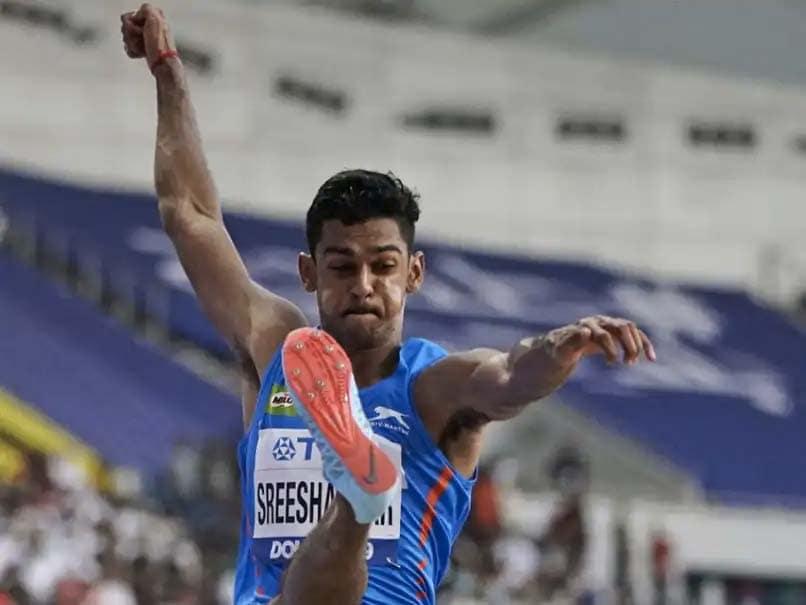 AFI Sacks Long Jumper M Sreeshankars Coach After Tokyo Olympics Debacle
