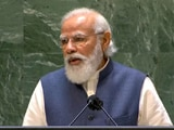 Video : When India Reforms, The World Transforms, Says PM Modi At UN