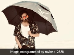 Telugu Actor Ravi Teja Appears Before Probe Agency In Drugs Case