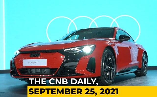 Video : The carandbike Show | New Car Unveils & Launches | Ashish Gupta VW Interview
