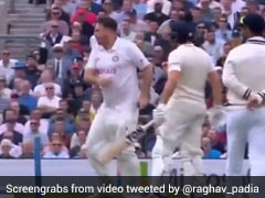 Watch: 'Jarvo' Barges Into Jonny Bairstow On Day 2 Of England vs India 4th Test, Leaves Twitter Fuming