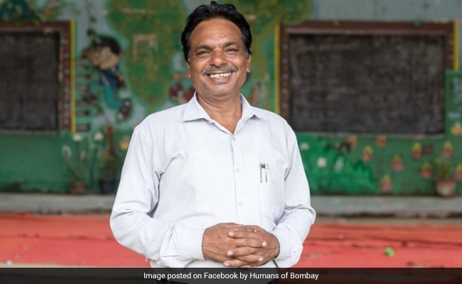 , From Child Labourer To Teacher: This Man's Inspiring Story Is Viral, The World Live Breaking News Coverage & Updates IN ENGLISH