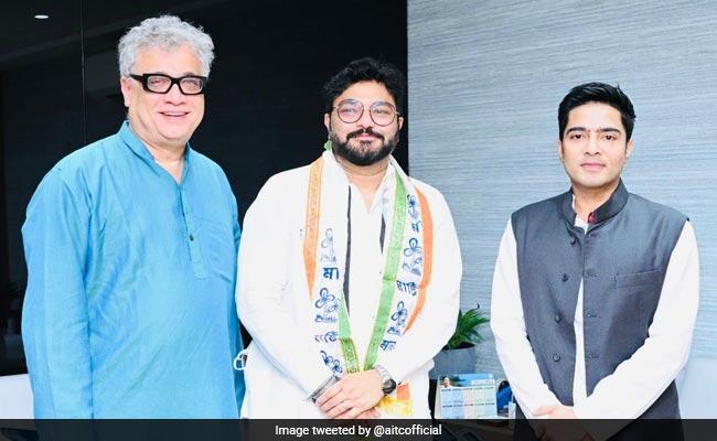 'He Is Greedy': BJP Leader After Babul Supriyo's Switch To Trinamool