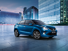 Get Your Bold Edge With The Baleno From NEXA