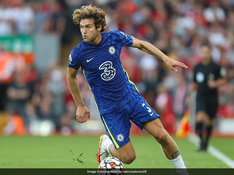 Chelsea Defender Marcos Alonso To Stop Taking The Knee