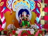 Video : Muted Ganesh Chaturthi In Mumbai Amid Strict Covid Curbs