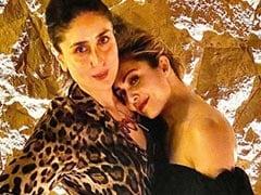 """See You At The Console"": On ""Fireball"" Kareena Kapoor's Birthday, An Epic Wish From ""DJ Doll"" Amrita Arora"