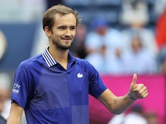 """""""Lost Two Finals, Want To Win The 3rd"""": Daniil Medvedev After Reaching US Open Final"""