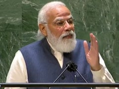 """""""World Must Protect Oceans From Race For Expansion, Exclusion"""": PM At UN"""