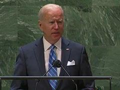 US Starting 'Era Of Relentless Diplomacy' After Afghanistan: Joe Biden