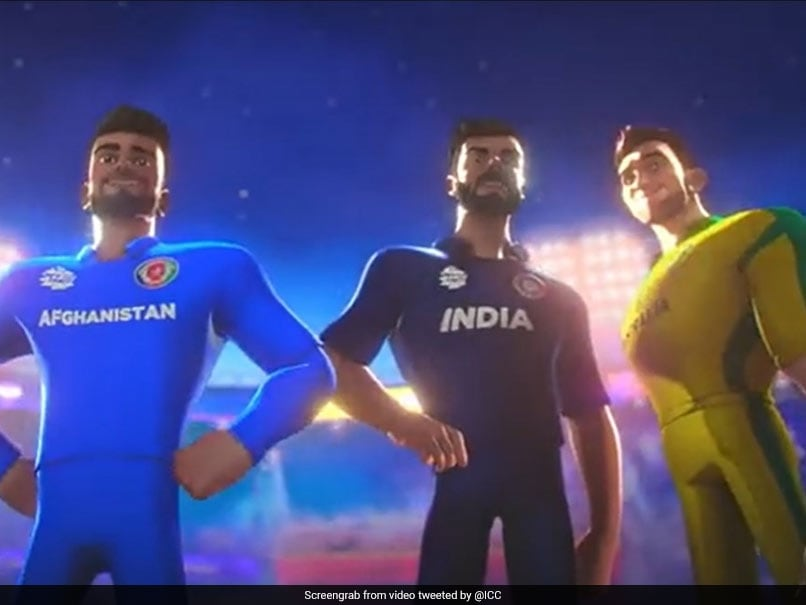Watch: ICC Launches Official Anthem Ahead Of 2021 T20 World Cup