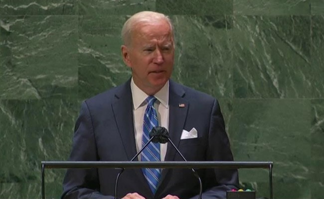 'First Time In 20 Years US Not At War, We Have Turned The Page': Joe Biden