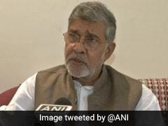 """We Have To Consider Afghan Children, Our Children"": Nobel Laureate Kailash Satyarthi"