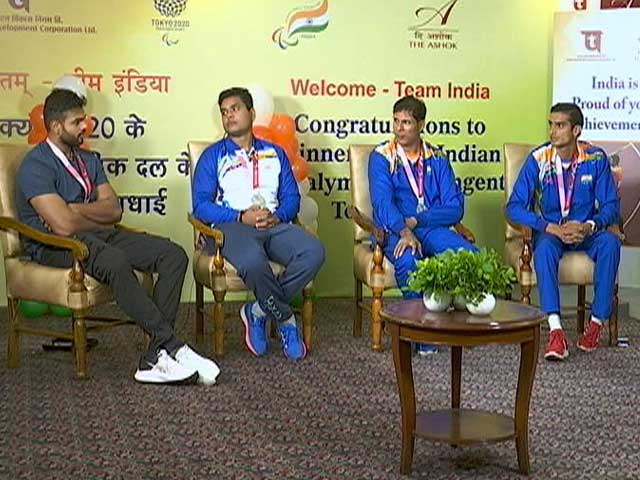 Video : Indian Paralympians - Faster, Higher, Stronger