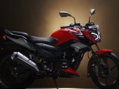 TVS Raider 125 Launched In India; Prices Start At Rs. 77,500