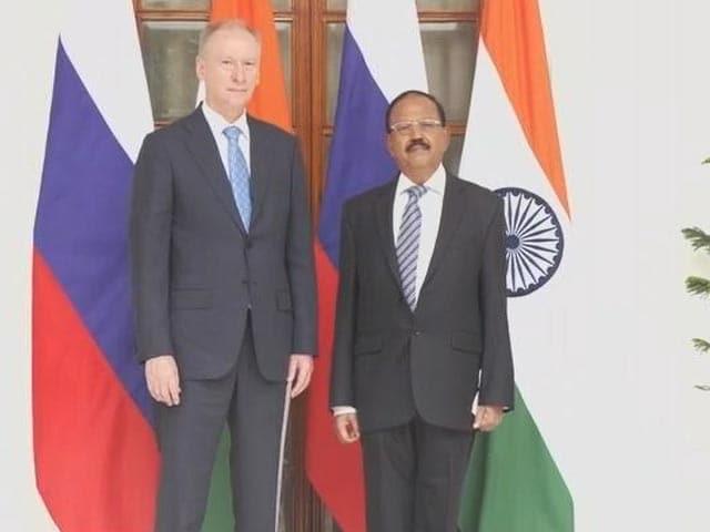 Video : Top News Of The Day: CIA Chief, Russian NSA In Delhi For Talks