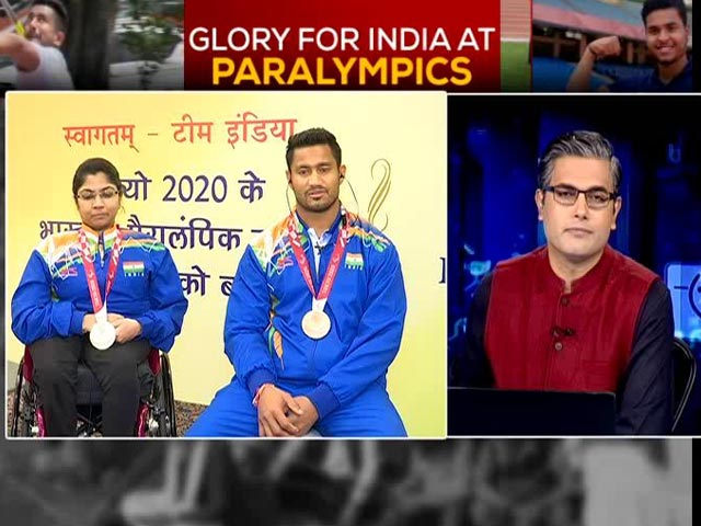 Video : What It Takes To Win Medals At The Highest Level: India's Paralympic Stars On NDTV