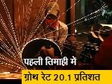 Video : जीडीपी के मोर्चे पर अच्छी खबर, 30.1 लाख करोड़ की हुई भारतीय अर्थव्यवस्था