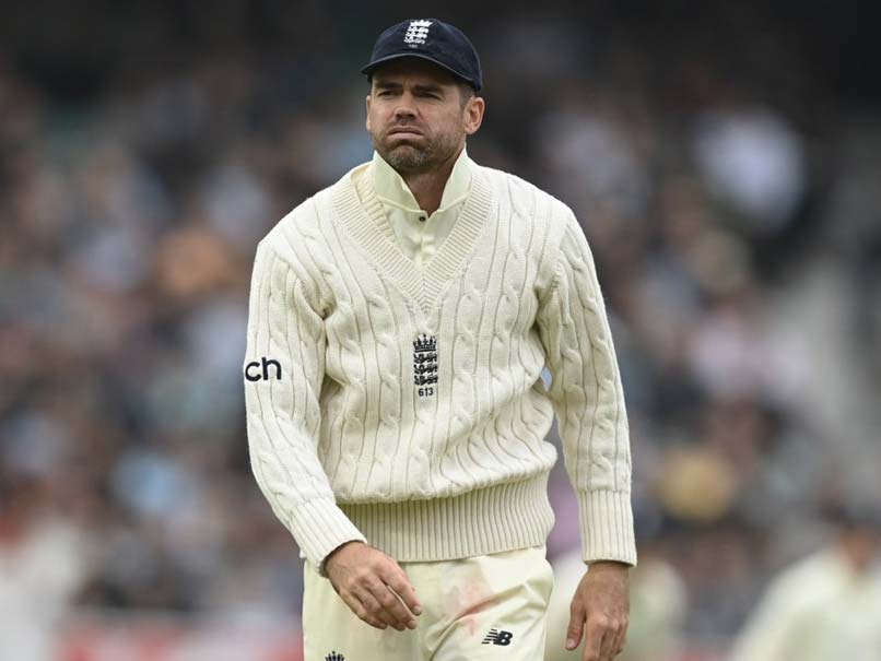 """James Andersons Emotional Post After 5th Test vs India At """"Home Ground"""" Old Trafford Is Cancelled"""