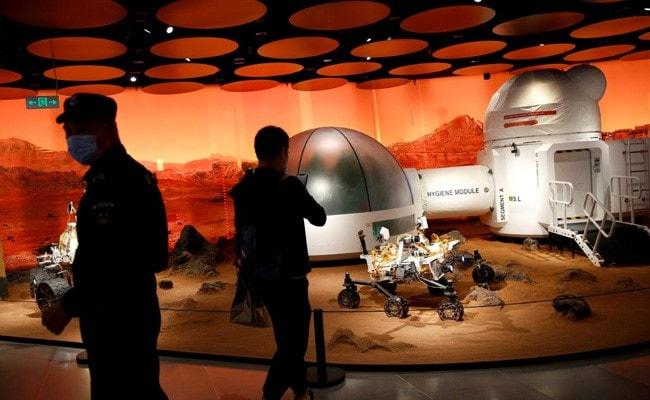 चीन ने मंगल मिशन के लिए प्रोटोटाइप लघु हेलीकॉप्टर विकसित किया