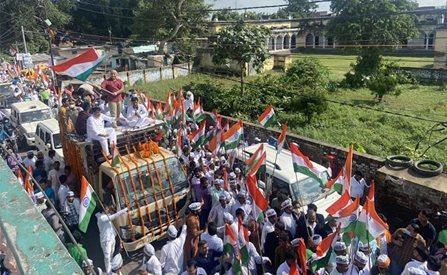 आम आदमी पार्टी ने उत्तर प्रदेश के 2022 के विधानसभा चुनाव के लिए अपनी प्रचार की शुरुआत