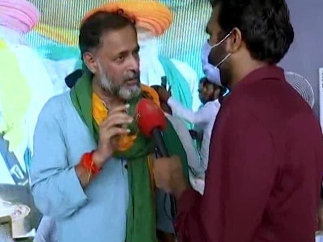Video : Bharat Bandh On September 27 To Protest Against Farm Laws: Yogendra Yadav