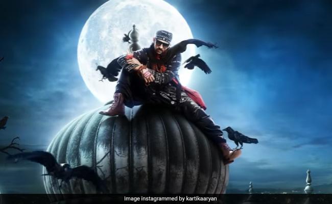 Bhool Bhulaiyaa 2 Motion Poster: Kartik Aaryan Crosses Over To The Dark Side. Is It Halloween Already?