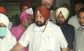 'Stop Talking About Secularism': Amarinder Singh Blasts Congress