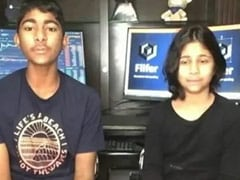 $3 To $30,000: Indian American Siblings' Crypto Story. They Are 14 And 9