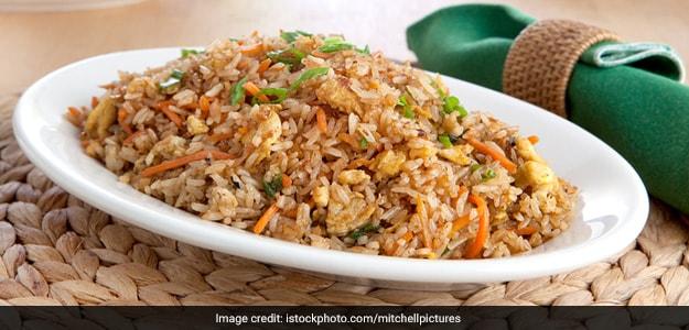Chicken Burnt Garlic Fried Rice