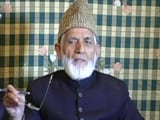 Video : Videos Show Syed Ali Shah Geelani's Body In Pak Flag, Police Case Filed