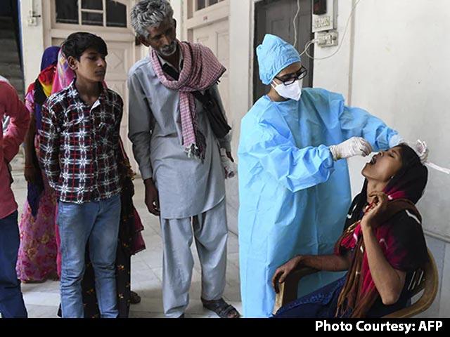 Video : 34,973 Fresh Coronavirus Cases In India