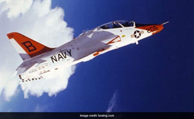 US Navy Jet Crashes In Texas Neighborhood, Pilots In Hospital