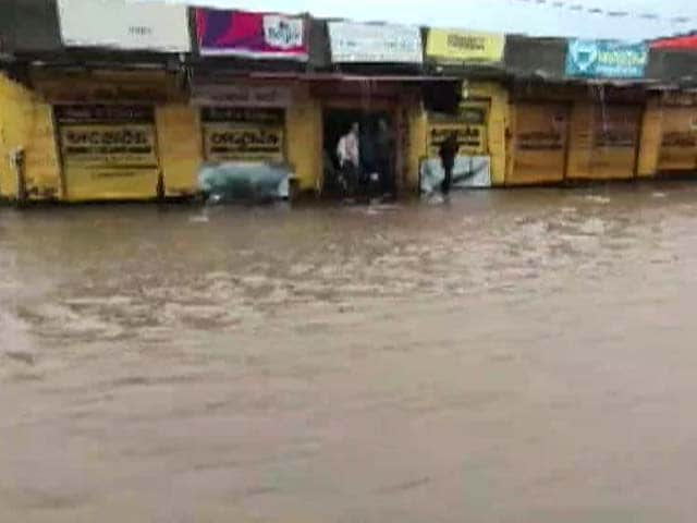 Video : Over 7,000 People Shifted To Safer Places As Rains Batters Gujarat